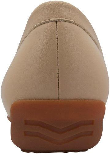 Shirin Sehan Schuhe Bianca Nude/Beige Slipper/Mokassin Nude