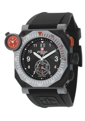 Zodiac ZO8500 - Orologio da polso da uomo colore nero