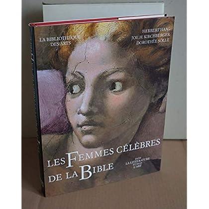 Les femmes célèbres de la Bible dans la littérature et dans l'art
