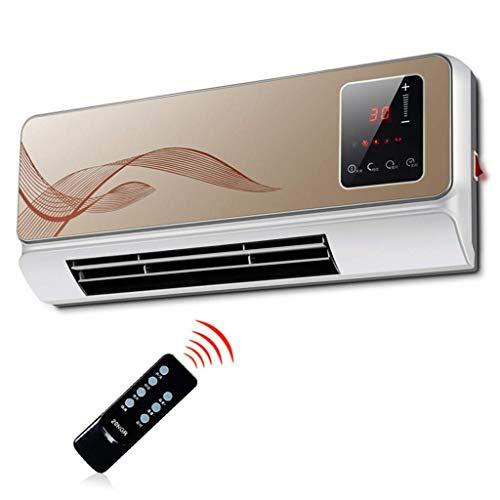 EXAB Calentador De Pared El Hogar Ventilador | Calentador