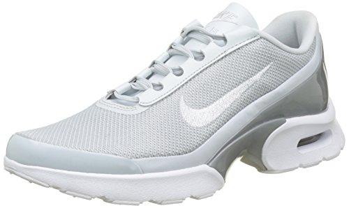 Nike Wmns Air Max Jewell Prm, Les formateurs femme, Gris (Pure Platinum/pure...