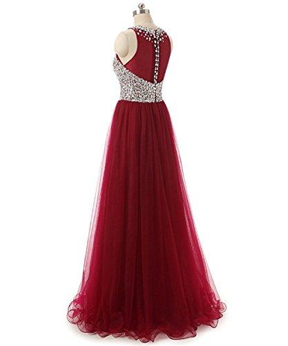 Toscana sposa lieb Ling a forma di cuore stanotte vestimento Kurz Satin damigella Cocktail Party vestimento punta. Rosso scuro