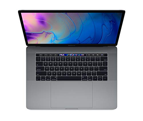 15-inch MacBook Pro with Touch Bar: 2.6GHz 6-core...