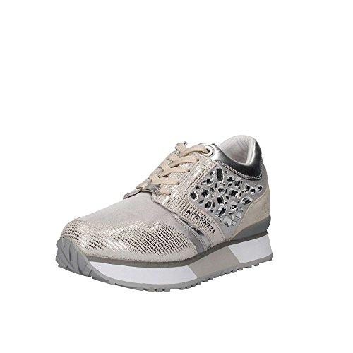 Apepazza RSD11 Sneakers Donna Argento