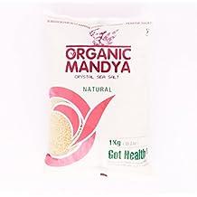 Organic Mandya SEA SALT CRYSTAL 1000 GMS