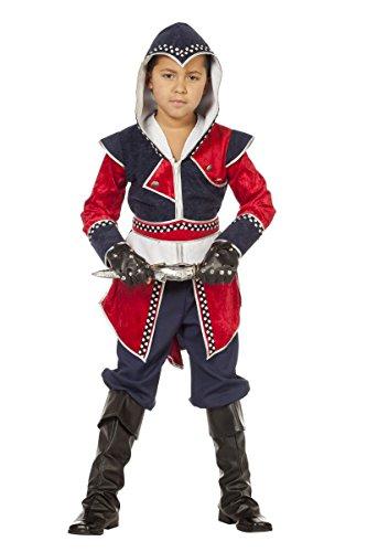 Wilbers Fantasy Kinder Kostüm Abenteurer Karneval Fasching ()