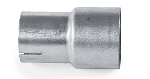 Auspuff Adapter Reduzierstück Gruppe A 63,3mm Außen auf 54mm Innen Edelstahl