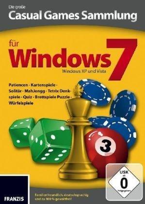 Die große Casual Games Sammlung für Windows (Retro Backgammon)