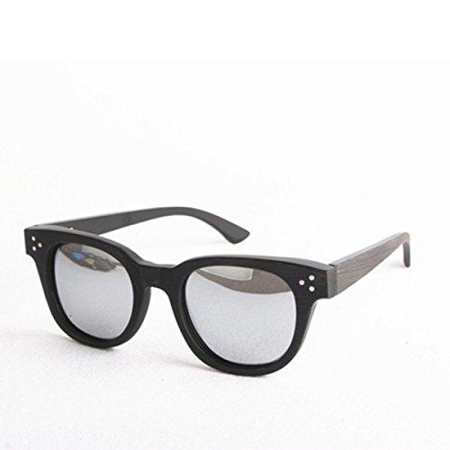 Die Neuen Bambus Farbe Zeichnung Sonnenbrillen Angeln Gläser,A2