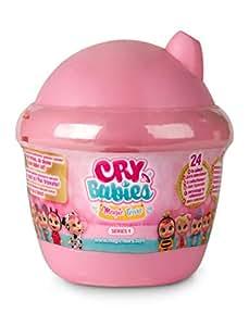 IMC Toys Cry Babies IMC Crybabies Magic Tears in Capsula 937, Multicolore, única 8421134098442