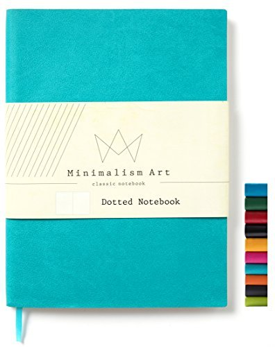 Minimalism Art Soft Cover Notebook Journal, Zusammensetzung