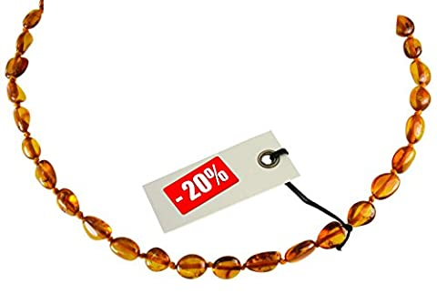 Luxury Baltic Amber Bead Necklace, Anklet, Bracelet- Any Size, Tailor Made in Sheffield,UK