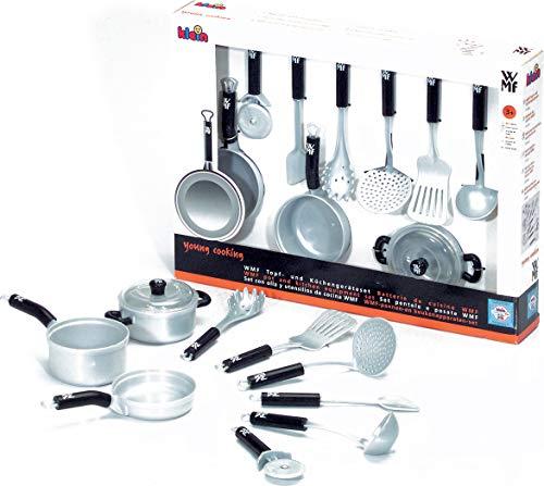 Klein - 9428 - Jeu d'imitation - Batterie de cuisine WMF