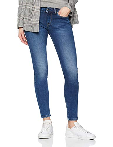 Pepe Jeans Soho Jeans Skinny Donna Blu W28/L30
