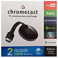 WiFi HD Display Chromecast Dongle for 1080p display on your LCD/LED TV from any device