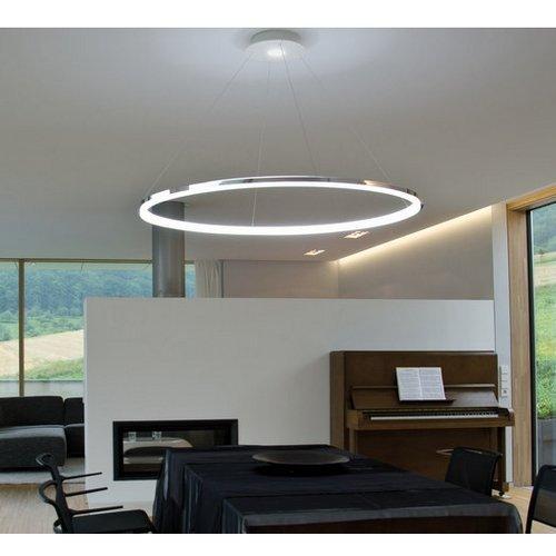 Ouku Pendelleuchte modernes Design Wohn LED-Ring Kronleuchter/Pendelleuchten - LED - Zeitgenössisch - Wohnzimmer/Esszimmer/Schlafzimmer/Studierzimmer/Büro