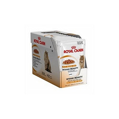 Royal Canin Intensive Schönheit In Gelee 12 X 85G (1.02Kg) -