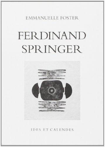 Ferdinand springer