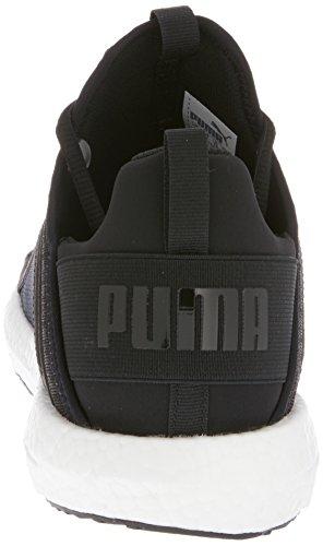 PUMA Adultes - MEGA NRGY WHT - TRAINING LACET - BLANC Noir