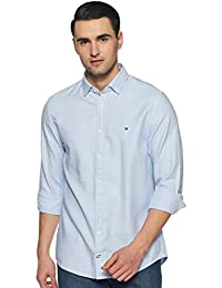 888edd4283 Tommy Hilfiger Men s Shirts Online  Buy Tommy Hilfiger Men s Shirts ...