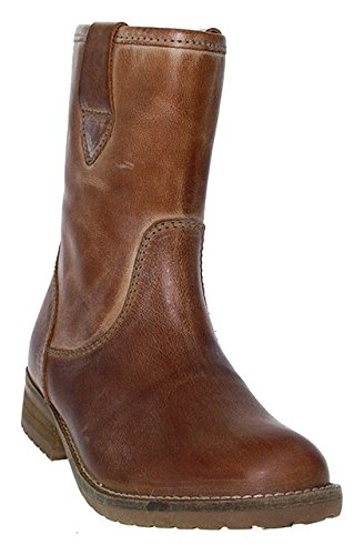 HIP, Stivali bambine marrone marrone, marrone (marrone), 32