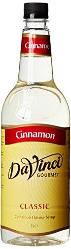 Da Vinci Gourmet Classic Cinnamon Syrup Pet, 1er Pack (1 x 1 l)
