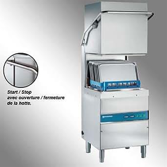 EUROFRED - Lave-Vaisselle professionnel LP11S - Lave-vaisselle Pro LP11S