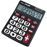 Milan 151708BL - Calculadora, 8 dígitos, multicolor