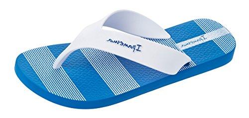 Ipanema Deck Para hombre Chanclas Sandalias -Blue-43/44