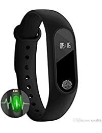 Aquaasian: 2018 Genuine Original M08 Heart Beating Bluetooth Fitness Band Smart Bracelet With Pedometer Sleep-...