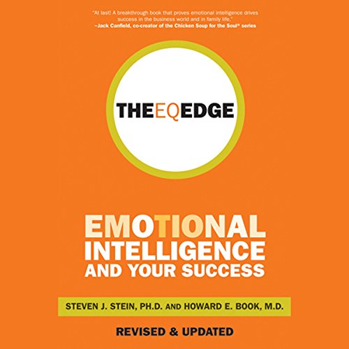 The EQ Edge: Emotional Intelligence and Your Success  Audiolibri