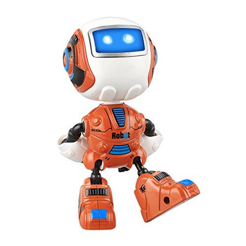 Virhuck Robot de Inducción, Juguetes de Robot de Detección Táctil,