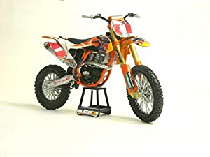 New Ray Moto KTM Factory Racing Pilote Ryan Dungey Nº 5 Miniatura, 57953