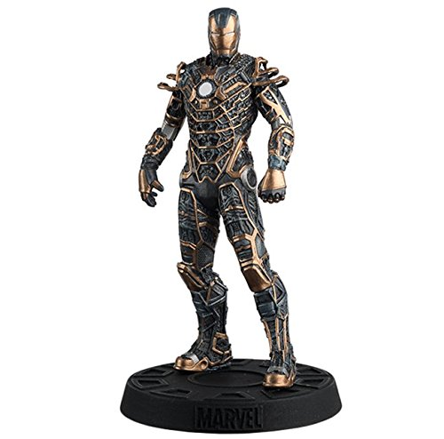 IronMan Figura DE Resina Marvel Movie Collection Especial Mark 41