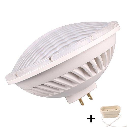 BAOMING PAR56 GX16D Sockel 28W Tag weiß 240 V SMD LED 300 W Halogen Leuchtmittel Entspricht breit Flood Abstrahlwinkel 6000 K Innenbeleuchtung