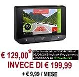 Coyote S Fijo 4' Pantalla táctil 155g Negro navegador - Navegador GPS (10,2 cm (4'), Fijo, Negro,...