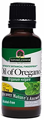 Nature's Answer Oil of Oregano Alcohol Free Extract 30 ml from Nature's Answer