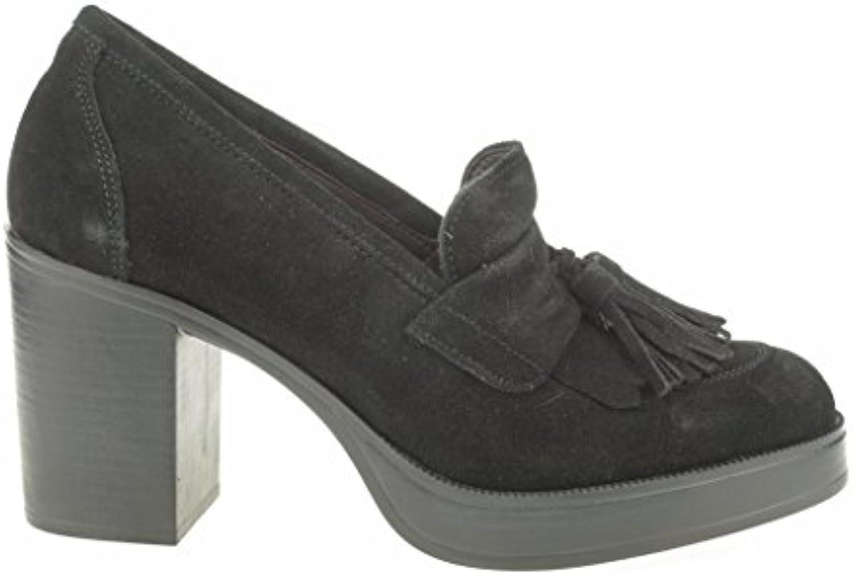 Mocasín Tacón Serraje (Lince Shoes)  En línea Obtenga la mejor oferta barata de descuento más grande