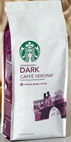 A photograph of Starbucks Dark