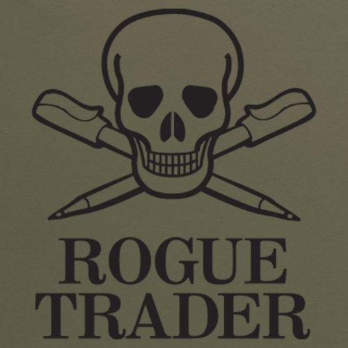 Square Mile Rogue T-Shirt, Herren Olivgrn