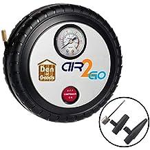 Inflador Bomba de Neumáticos - Para Bicicletas, Coches, Camiones y Moto Llantas - Eléctrica