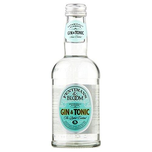 Bloom et Fentimans Gin et Tonic 275ml