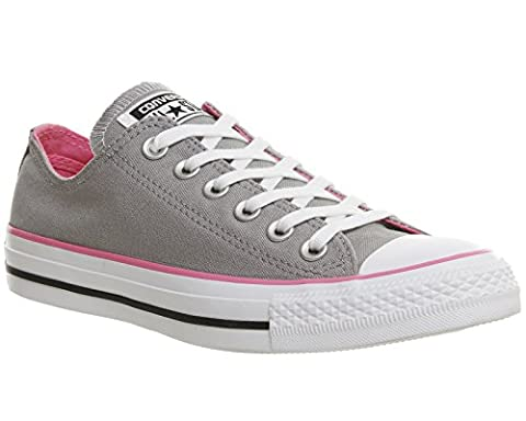 Converse Converse All Star Low Grey Pink - 5.5 UK