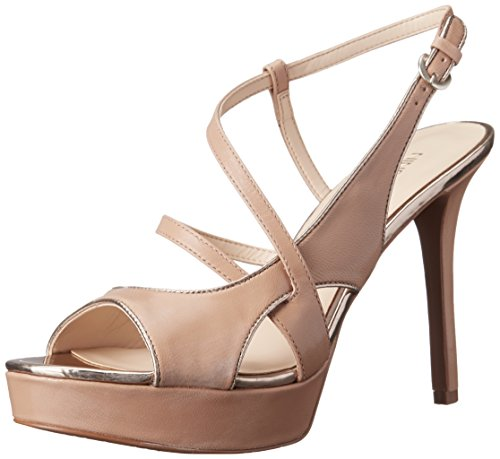 Nine West So True Donna US 10 Beige Tacchi