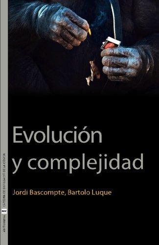 Evolución Y Complejidad (Sin Fronteras) por Jordi Bascompte