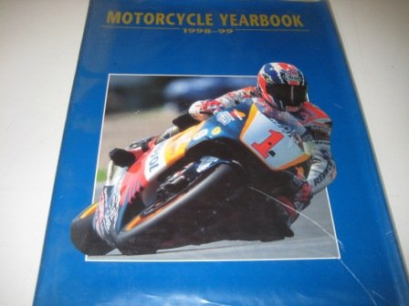 MOTORCYCLE YEARBOOK 1998-99.