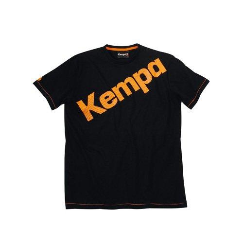 Kempa T-Shirt EM Schwarz