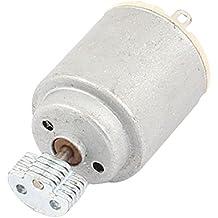 sourcingmap motor de vibración DC 1.5-6V 4300RPM de alto par Vibrador Mini Micro