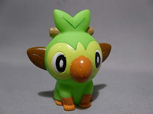 BANDAI Pokemon Kids New Get Finger Puppet Figure~ 810 Sarunori Grookey Ouistempo...