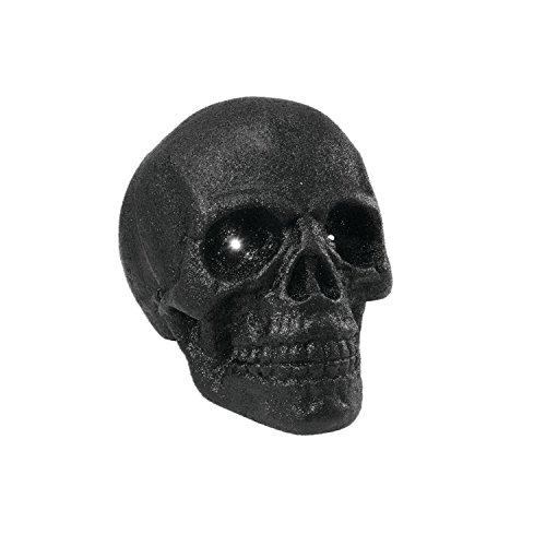 Halloween Totenkopf mit LED 35x35
